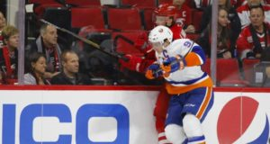 John Tavares should decide today whether or not he'll talk to teams during the free agent window. Carolina Hurricanes, Elias Lindholm talks hit a wall.