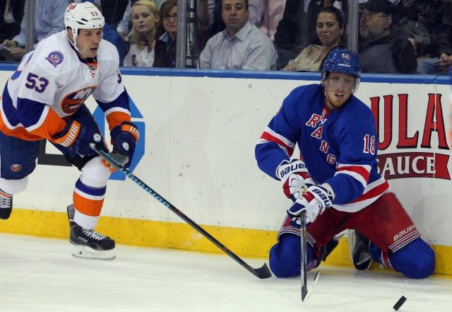 Casey Cizikas and Marc Staal are two possible NHL buyout candidates when the buyout window opens shortly after the Stanley Cup is awarded.