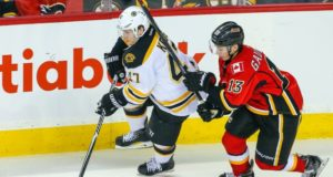 Boston Bruins GM Don Sweeney says it's unlikely that defenseman Torey Krug is traded.