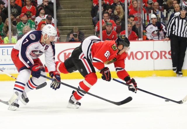 NHL Rumors: Chicago Blackhawks, Montreal Canadiens, and Pittsburgh