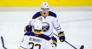 Buffalo Sabres Rasmus Ristolainen and Sam Reinhart are getting some trade interest, but may not be moved.