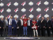 The Arizona Coyotes appear to want to hold on to their first round pick. The New Jersey Devils could look at moving back in the first-round.