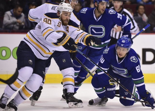 The Vancouver Canucks could be one of the teams interested in Buffalo Sabres center Ryan O'Reilly.