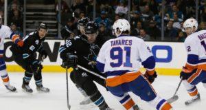The San Jose Sharks are hoping to land John Tavares
