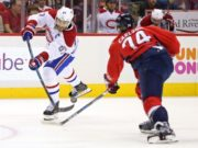 Max Pacioretty and John Carlson