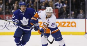 The New York Islanders should know today if John Tavares will start talking with other teams at some point today.