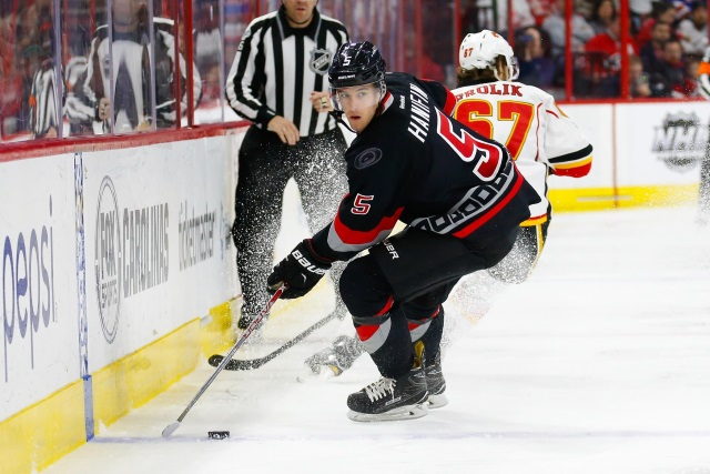 Taking A Look At The Two Notable Trades of the 2018 NHL Draft 1d10ddcc915