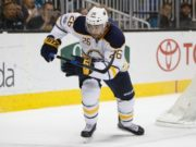 Buffalo Sabres forward Matt Moulson is potentially one NHL buyout candidate from the Atlantic division