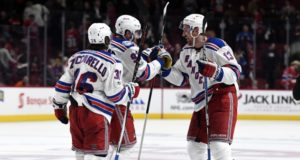 The New York Rangers and Kevin Hayes could do a one-year deal, and if so, he'd likely be traded at the deadline.