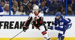 Signing Nikita Kucherov to an extension doesn't take the Tampa Bay Lightning out of the running for Erik Karlsson.