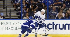 Jake Gardiner and Tyler Johnson are two potential NHL trade candidates