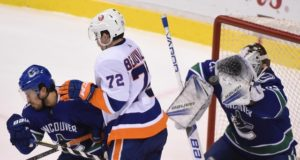 New York Islanders and Vancouver Canucks