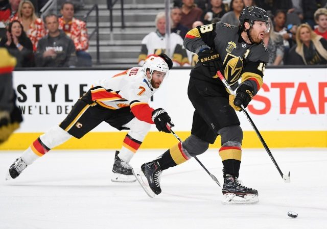 James Neal was one of the key offseason additions for the Calgary Flames.