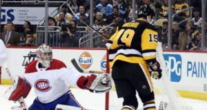 The Pittburgh Penguins have some options at center. Could Derick Brassard be traded now?