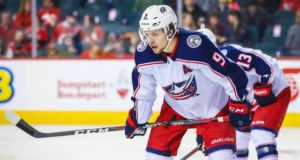 No progress made on a Artemi Panarin and Columbus Blue Jackets contract extension.
