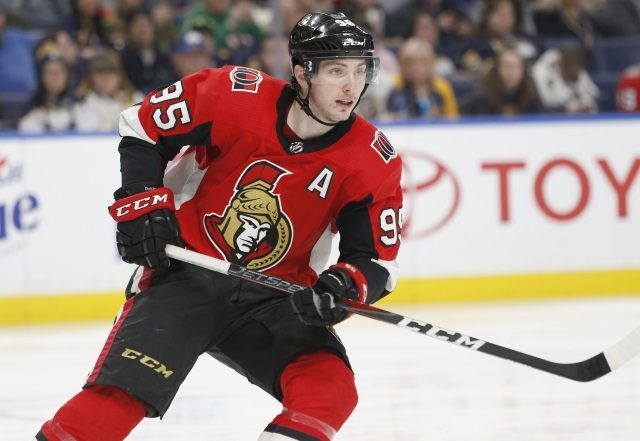 Does Matt Duchene have a future with the Ottawa Senators?