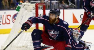 Ian Cole has a contract offer on the table from the Columbus Blue Jackets, but is see what else is out there.