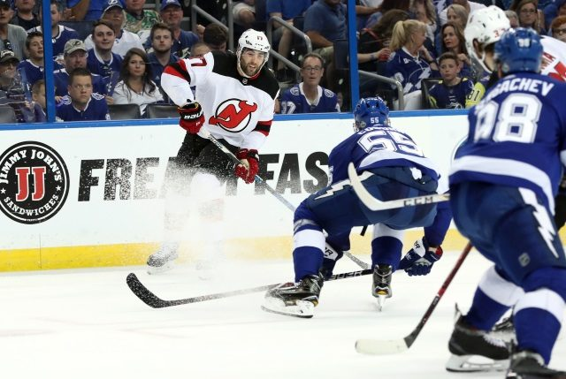 The Arizona Coyotes were interested in Patrick Maroon before he signed with the St. Louis Blues.