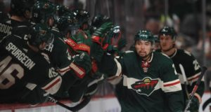 The Minnesota Wild and Matt Dumba avoid salary arbitration and agree to a five-year, $6 million deal.