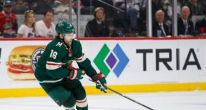 The Minnesota Wild and Jason Zucker agree on a five-year deal.