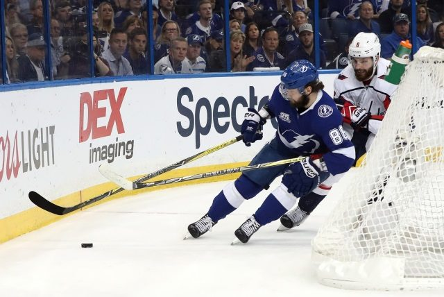 Taking a closer look at the eight-year contract extension for Nikita Kucherov.