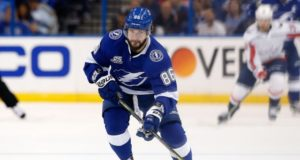The Tampa Bay Lightning and Nikita Kucherov agree on an eight-year contract extension.