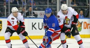 Kevin Hayes and the New York Rangers agree on a one-year deal. Cody Ceci and the Ottawa Senators file arbitration numbers.