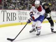 The Pittsburgh Penguins haven't had serious trade talks with the Montreal Canadiens about Max Pacioretty
