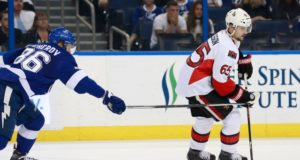 The Tampa Bay Lightning signing Nikita Kucherov to an extension doesn't take them out of the running for Erik Karlsson, though the Dallas Stars could be the front-runners again.