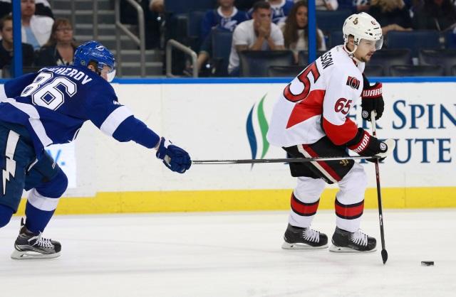 innovative design 00c51 c9930 NHL Rumors: Erik Karlsson - Lightning, Stars, Rangers, and ...