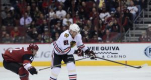 The Chicago Blackhawks have trade the contract of Marian Hossa to the Arizona Coyotes