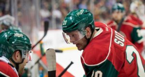 Jason Zucker wants to remain with the Minnesota Wild, but his name has been in the rumor mill since GM Paul Fenton took over.