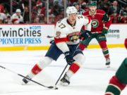 It wouldn't be a surprise that the Minnesota Wild are interested in Florida Panthers Nick Bjugstad, but the Panthers really like him.