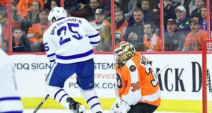 James van Riemsdyk was a key offseason add for the Philadelphia Flyers