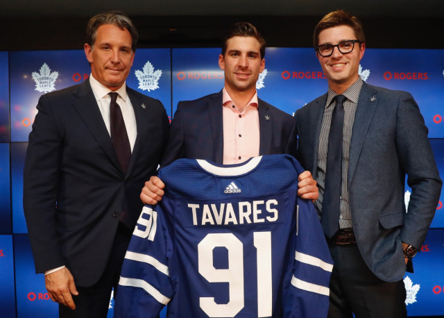 What affect will the John Tavares free agent signing have on the Toronto Maple Leafs salary cap future.