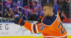 Darnell Nurse is one of the top four restricted free agent defensemen that remain unsigned.