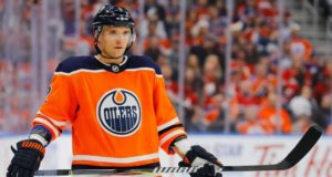Edmonton Oilers defenseman Andrej Sekera tore is Achilles Tendon, and the Oilers will now be on the lookout for a defenseman.