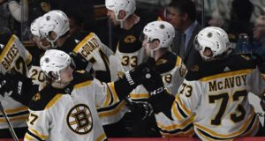 The Boston Bruins are one of the teams in the Eastern Conference that could face a salary cap crunch in the upcoming years.