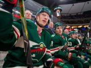 Eric Staal and Paul Fenton got together to iron out a new deal for the Minnesota Wild forward.