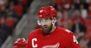 A lot of doubt surrounding Detroit Red Wings Henrik Zetterberg.