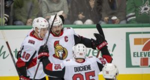 Erik Karlsson and Matt Duchene to two of the eight most noteworthy NHL trade candidates heading into the start of the 2018-19 season.