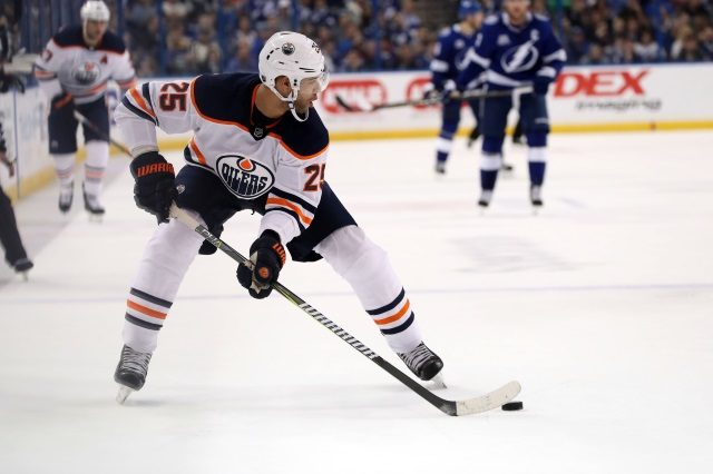 Edmonton Oilers GM Peter Chiarelli is confident they can re-sign Darnell Nurse soon, but admits sometimes RFA deals take more time.