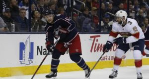 Mark Letestu signs a PTO with the Florida Panthers.