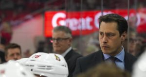 Guy Boucher, along with Claude Julien and Todd McLellan are coaches that could be on the hot seat this season.