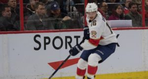 Aleksander Barkov is one of the top candidates to win the Lady Byng Trophy for the upcoming season.