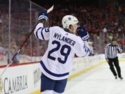 The Toronto Maple Leafs still need to sign restricted free agent William Nylander.