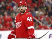 News on Detroit Red Wings forward Henrik Zetterberg's back issues doesn't sound encouraging.