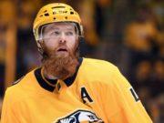 The Nashville Predators sign Ryan Ellis to a long-term contract extension.