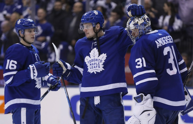 The Toronto Maple Leafs are on the lookout to add a winger that could play on their second or third line.