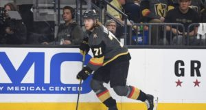 The Vegas Golden Knights have another season to get a better idea of what William Karlsson's value is for a long-term deal.